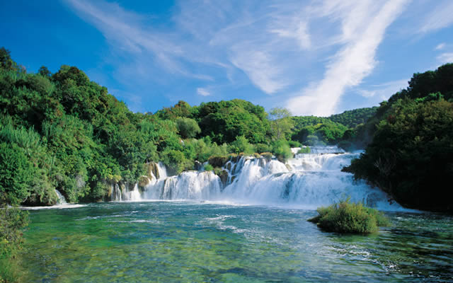 Excursion Krka waterfalls